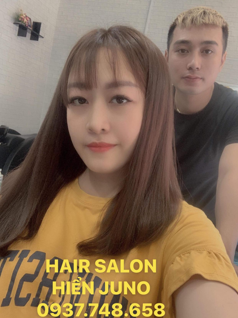 Hair Salon Hiển Juno.