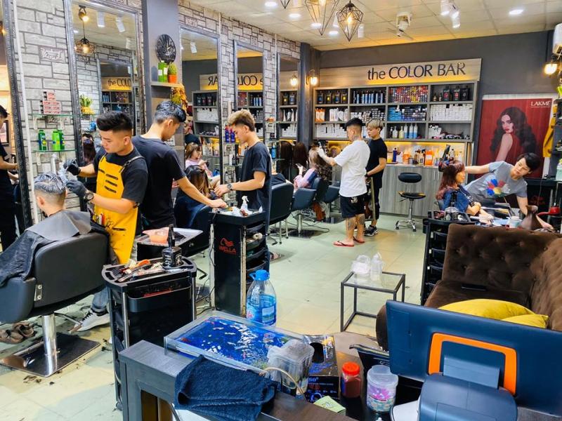 Hair salon Hiệp