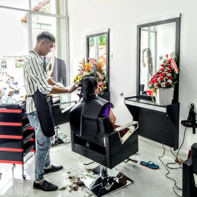 Hair Salon HIẾU PHẠM