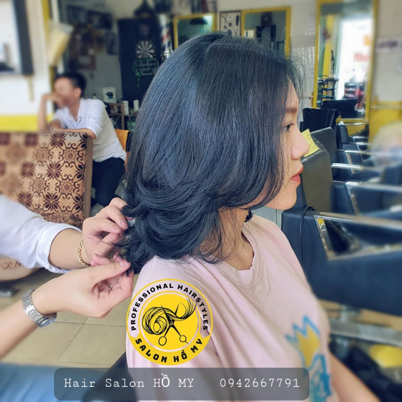 Hair Salon Hồ My