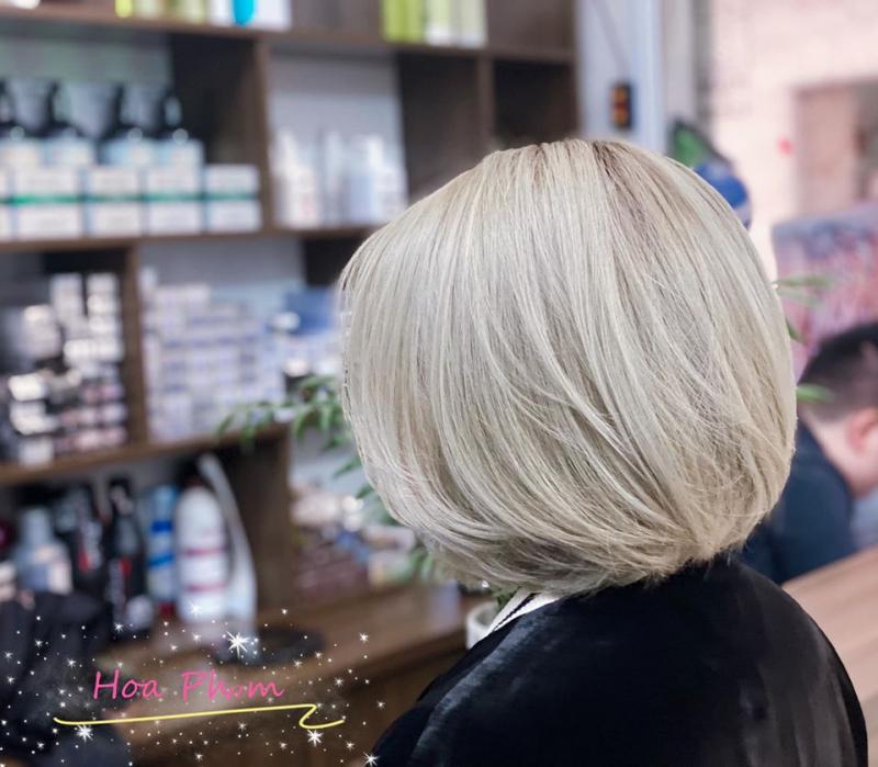 Hair SaLon - Hoa Phạm