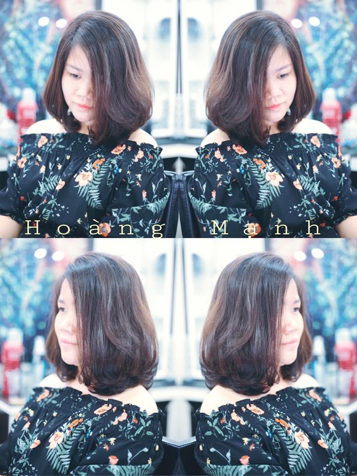 Hair Salon Hoàng Mạnh