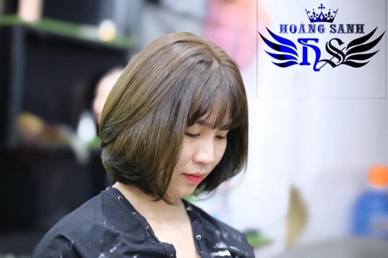 Hair Salon Hoàng Sanh
