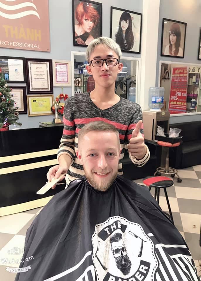 Hair salon Hoàng Thành