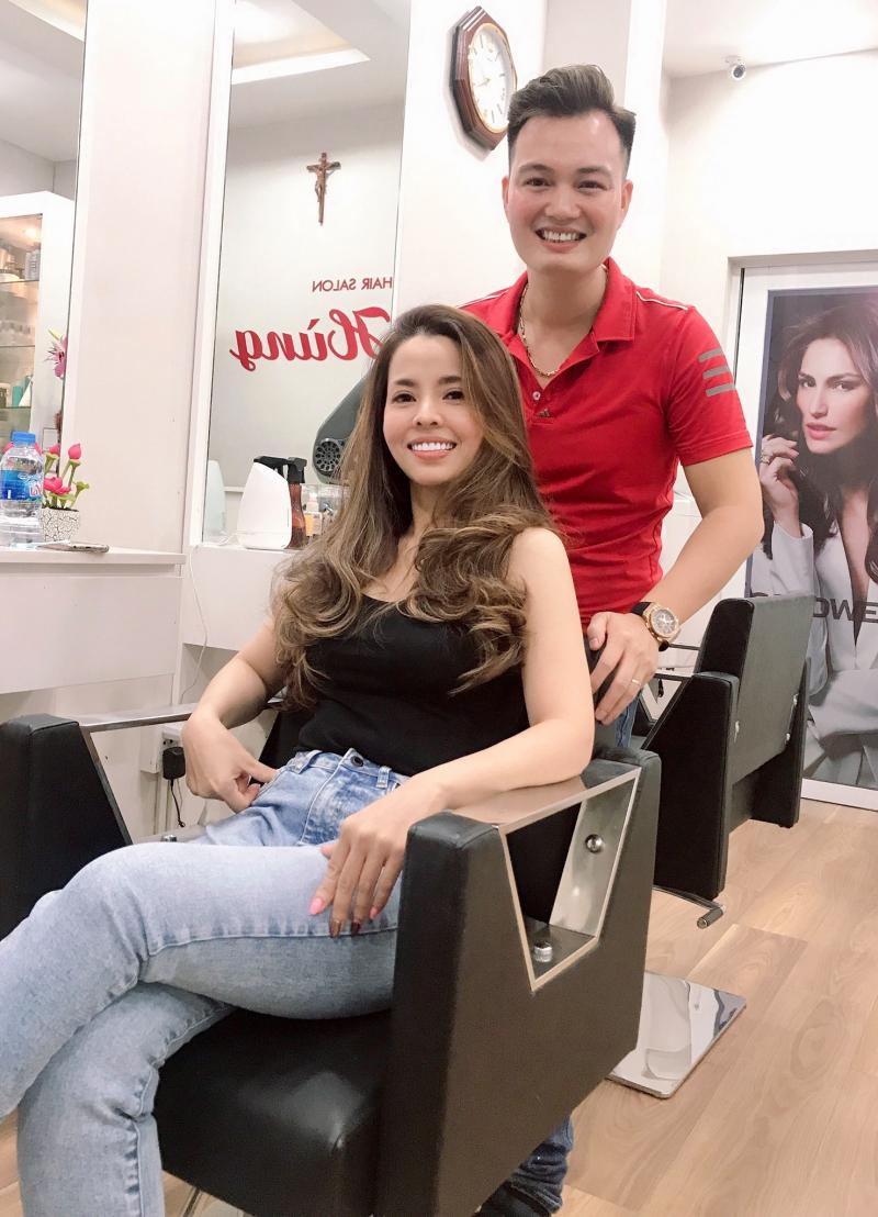 Hair Salon Hùng.
