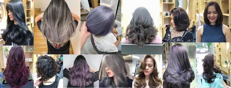 Hair salon Hưng