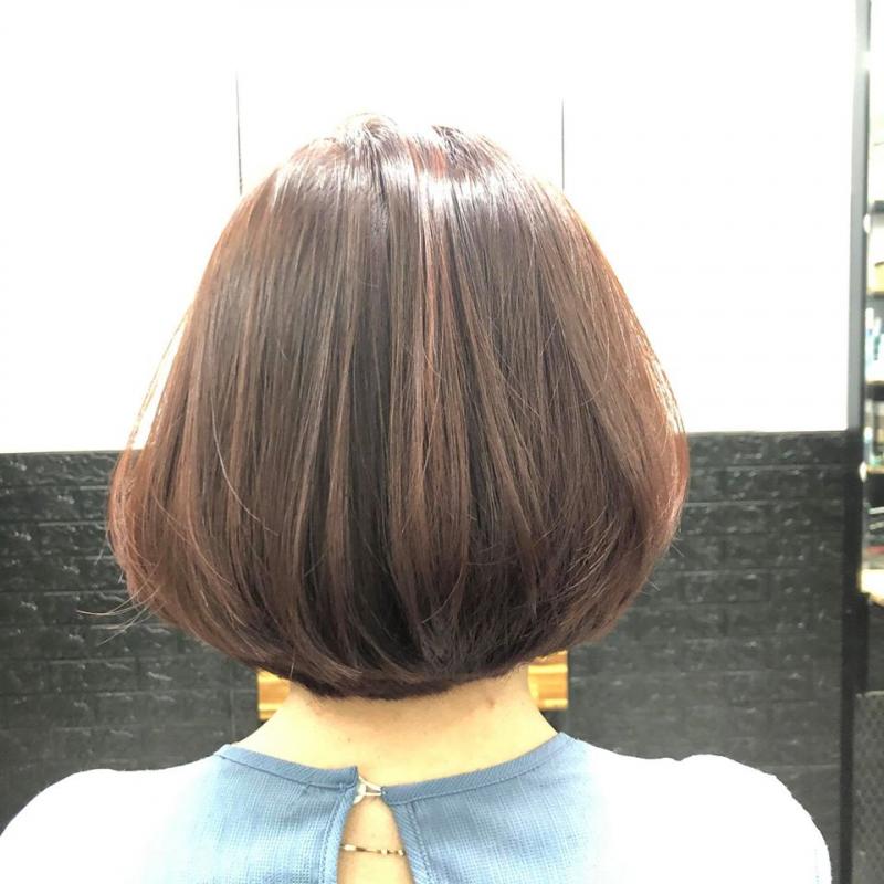 Hair salon Huy Trần