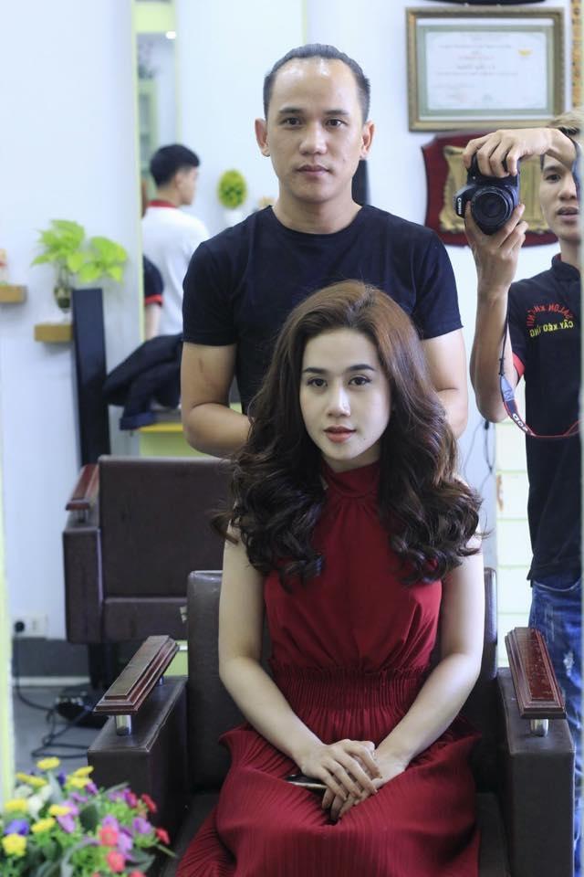 Hair Salon Khánh Cây Kéo Vàng