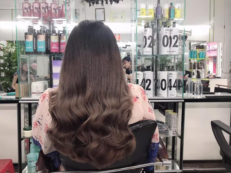 Hair Salon Kiệt Nguyễn