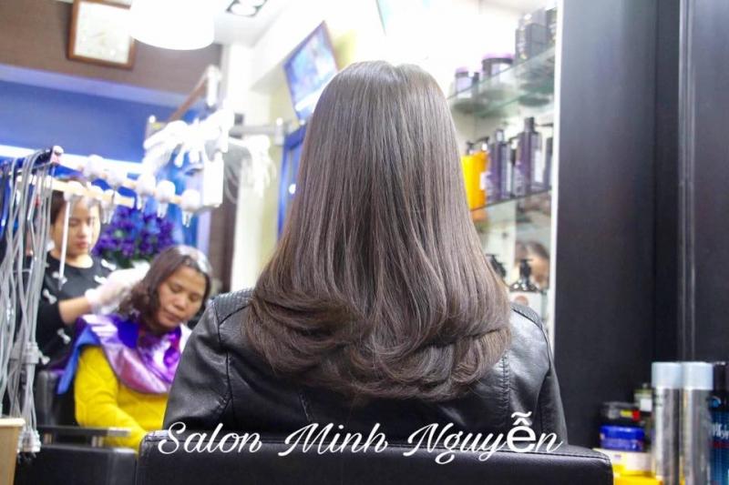 Hair Salon Minh Nguyễn hiểu mái tóc của bạn ngay khi bạn đặt chân đến