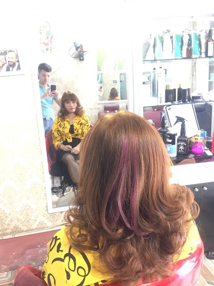 Hair Salon Minh Vương