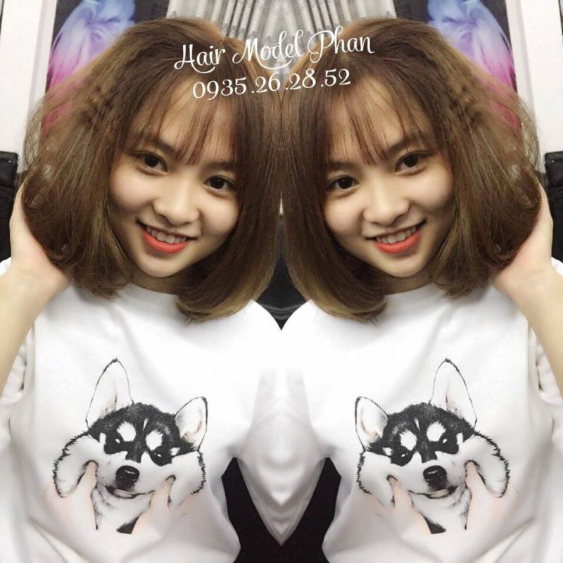 Hair Salon Model Phan