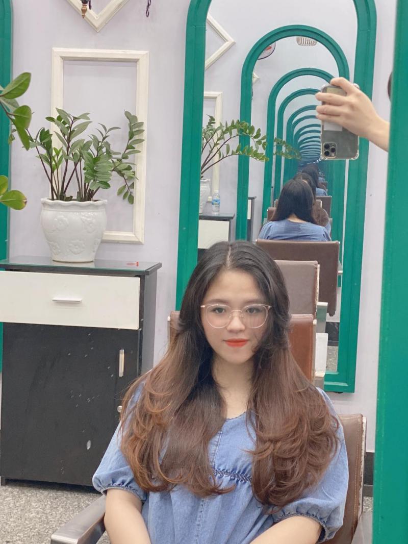 Hair Salon Na Blue