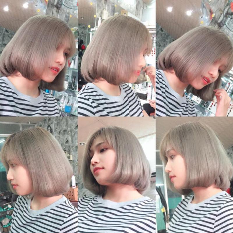 Khách hàng có thể hoàn toàn yên tâm vì Hair salon Nghĩa Nguyễn sử dụng các mỹ phẩm của những nhãn hiệu chăm sóc tóc uy tín và hàng đầu thế giới
