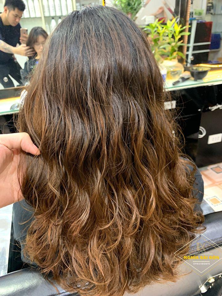 Hair Salon Nghĩa Sài Gòn