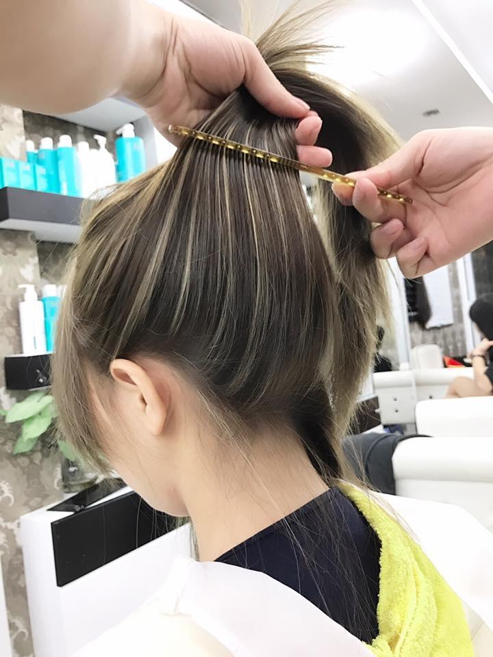 Dịch vụ tạo làm tóc tại Hair Salon Nguyễn Vinh