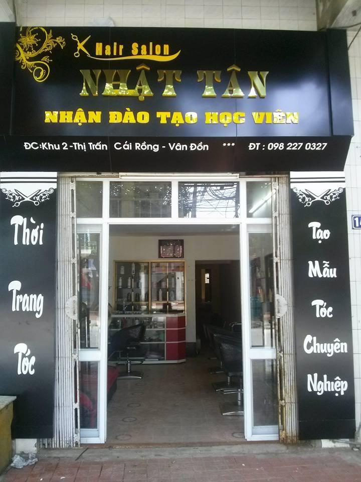 Hair salon Nhật Tân Cần Thơ