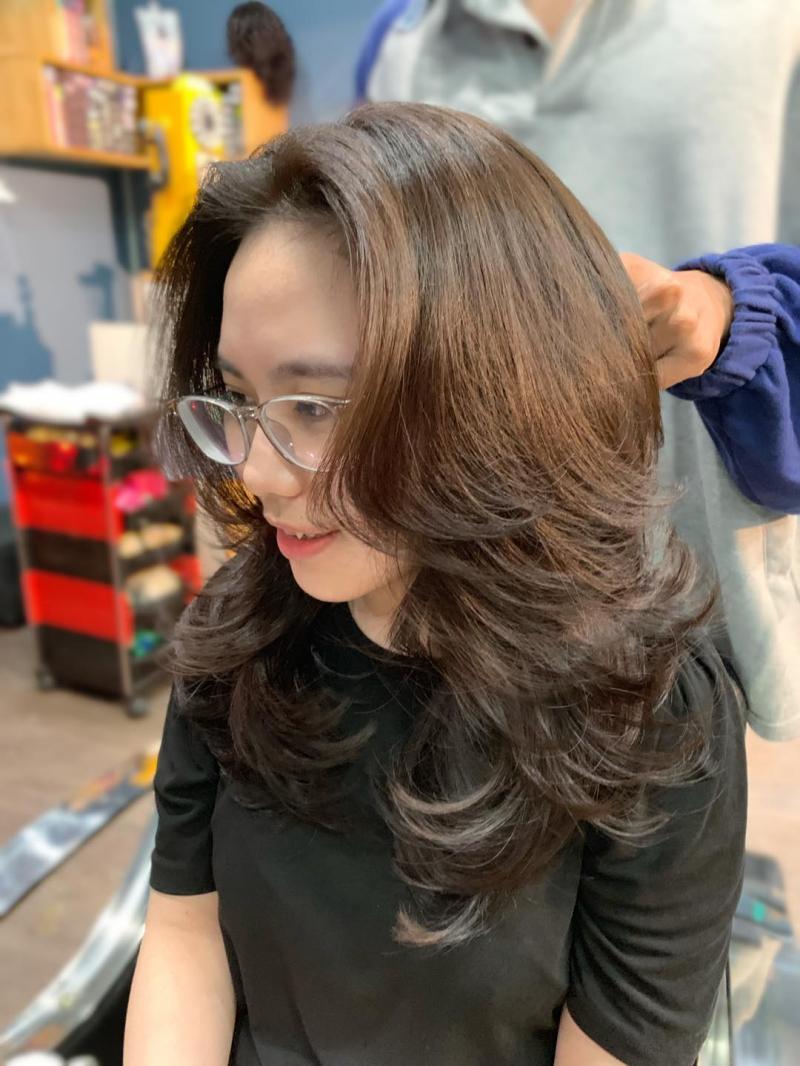 Salon Nguyễn Hoàng ở Bến Tre