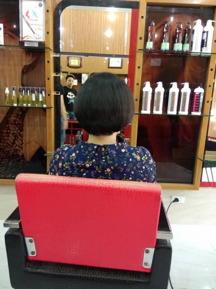 Dịch vụ làm tóc tại Hair Salon Quý Kều