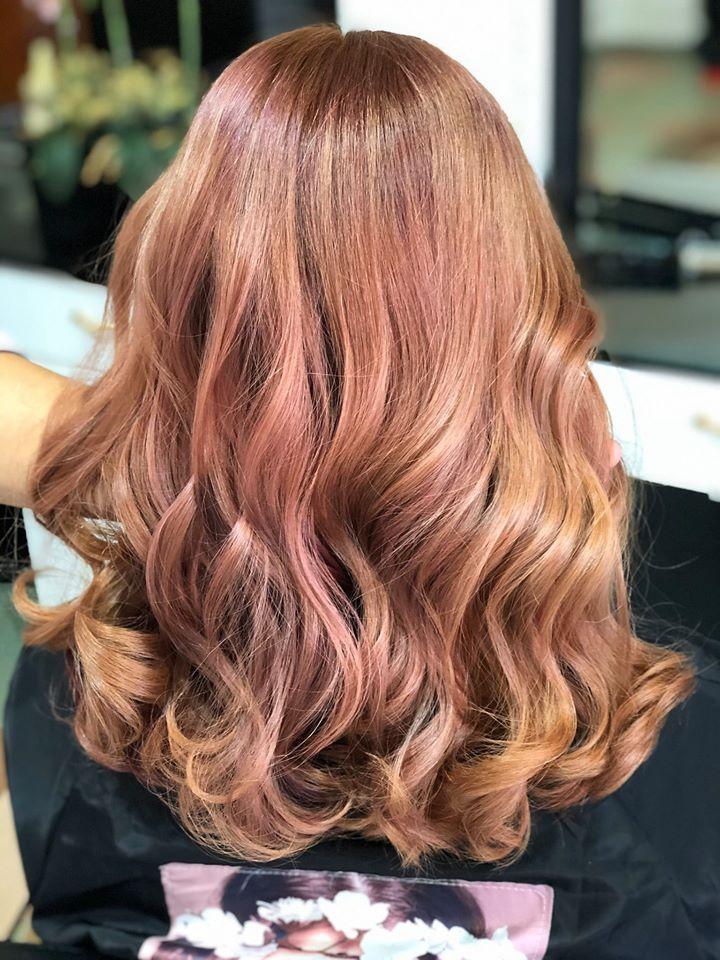 Hair Salon Sanh Ash