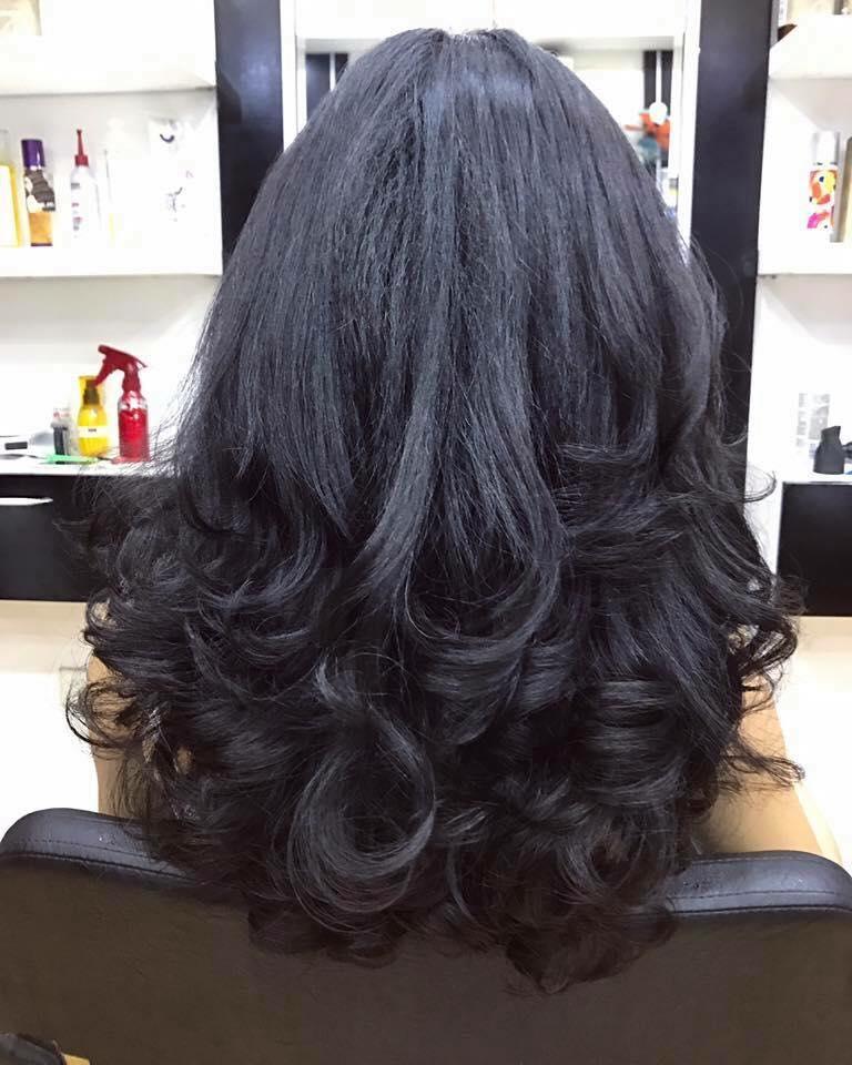 Hair SaLon Tiến Trần