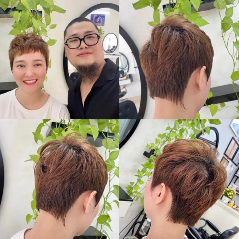 Hair Salon Toàn Cận