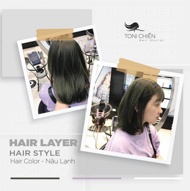 Hair Salon Toni Chiến