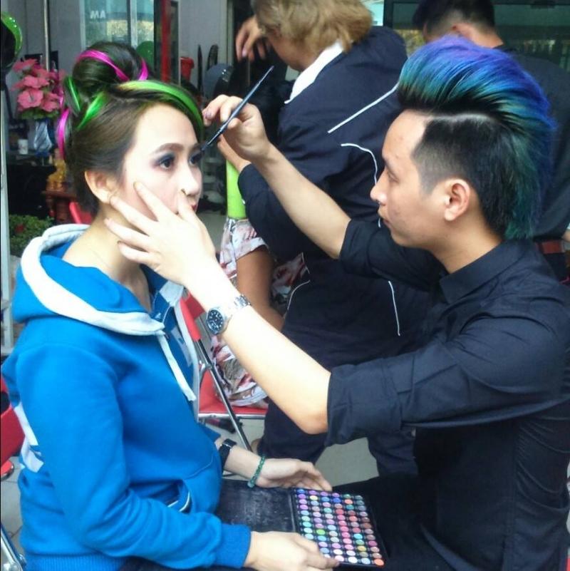Dịch vụ làm tóc tại Hair Salon TONY ZIN