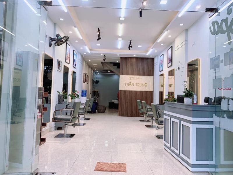 Hair Salon Trần Trung