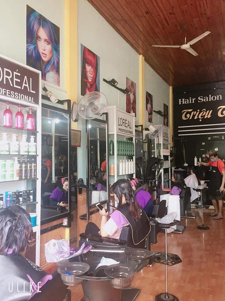 Hair salon Triệu Tuấn