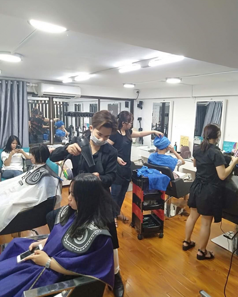 Hair Salon Trình Villa Group 1