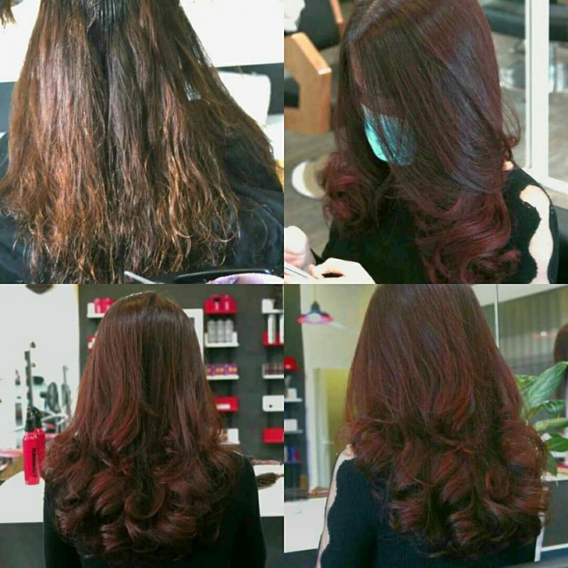 Hair Salon Trung Nguyễn