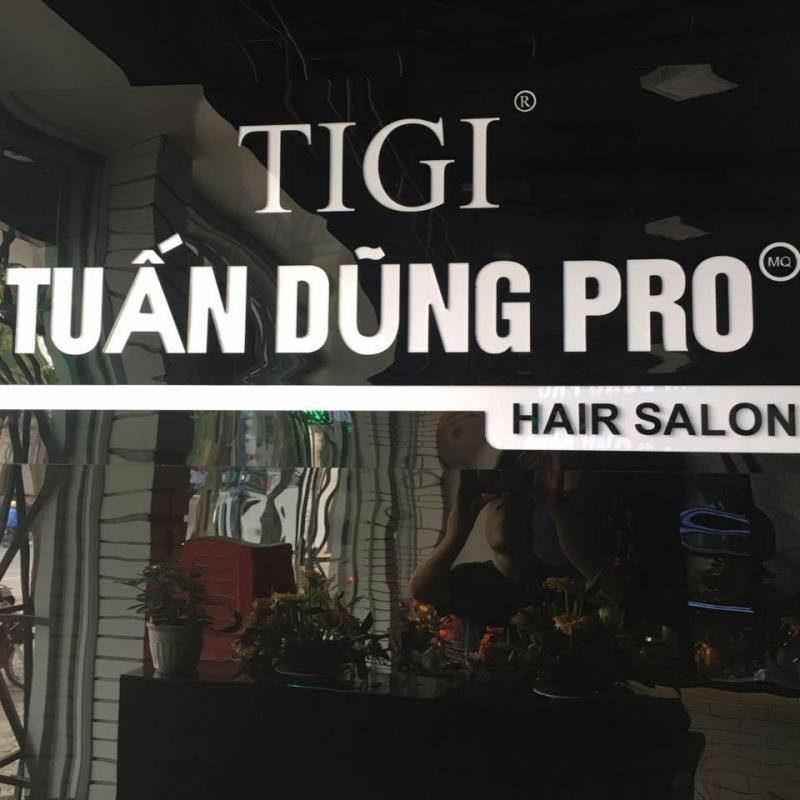 Hair salon Tuấn Dũng Pro - salon làm tóc đẹp nhất tại TP Vinh, Nghệ An