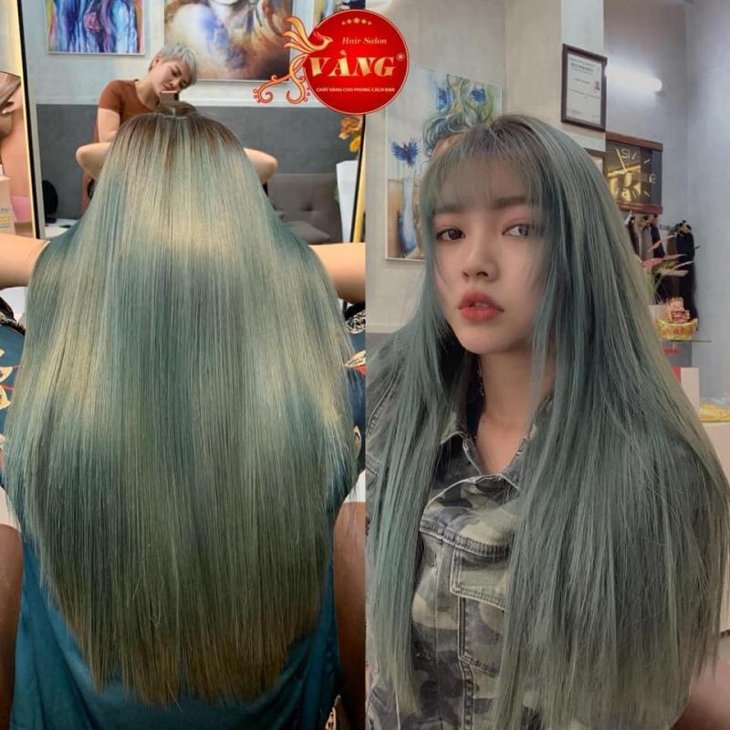 Hair Salon Vàng