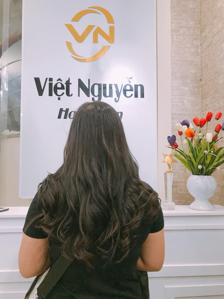 Hair Salon Việt Nguyễn