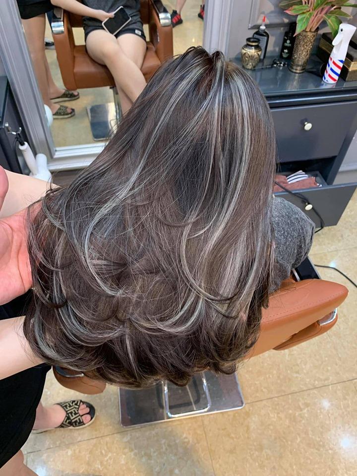 Hair Vũ Trường