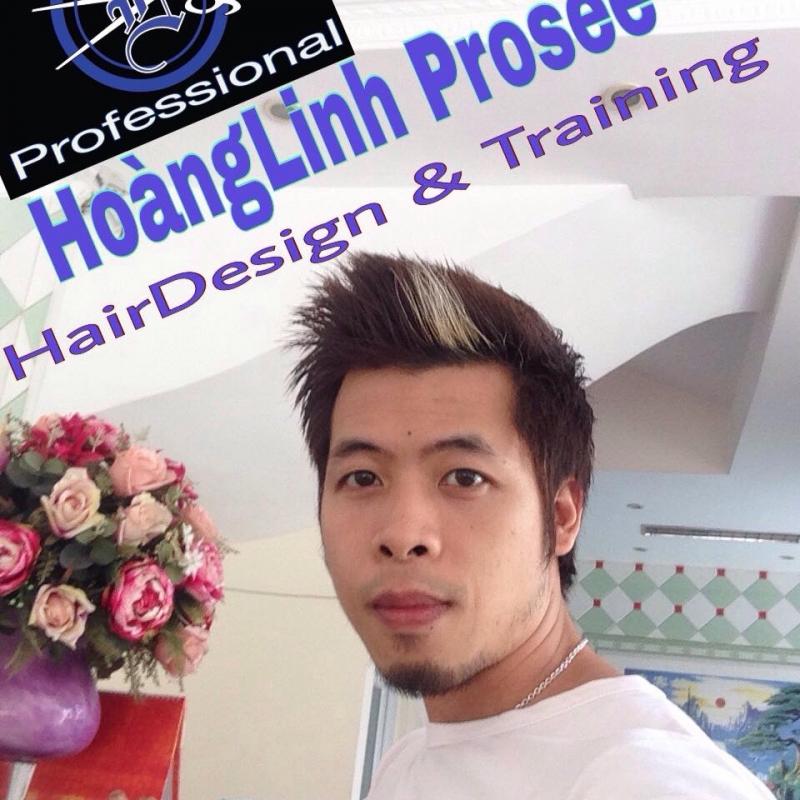 HairSalon Hoàng Linh Prosee