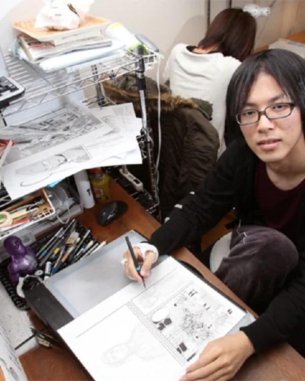 Tác giả Hajime Isayama