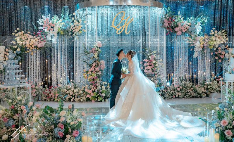 Hajime's wedding