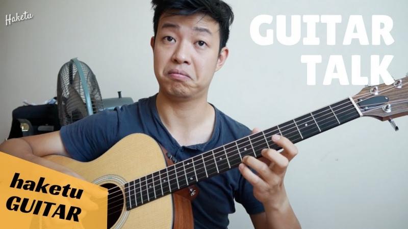 Chương trình Guitar Talk của Haketu