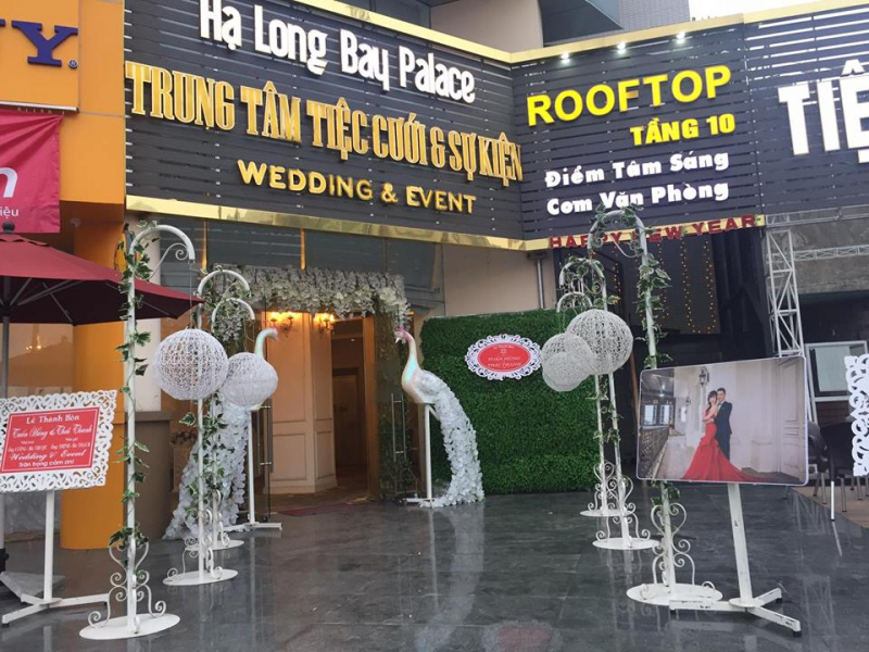Trung Tâm Tổ Chức Sự Kiện & Tiệc Cưới Ha Long Bay Palace
