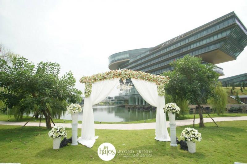 Halos - Luxury Wedding