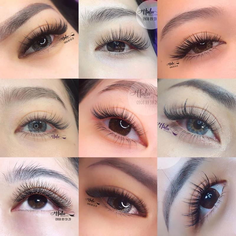 Halu Eyelash
