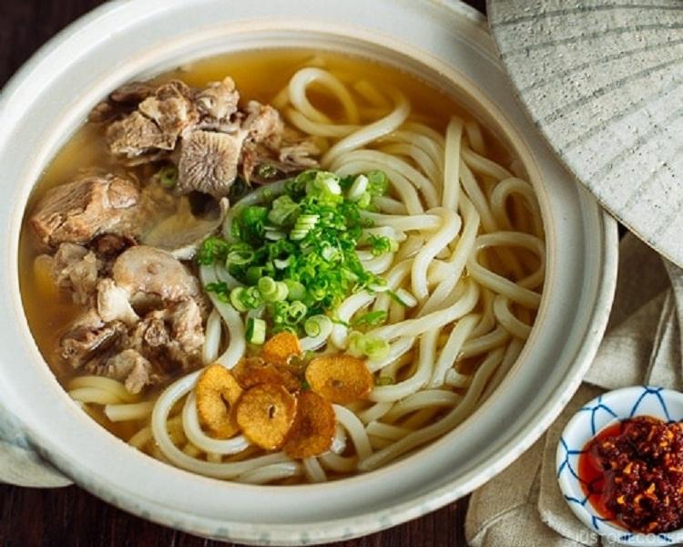 Carbohydrate phức hợp trong mì Udon sẽ giúp bạn duy trì được năng lượng dồi dào