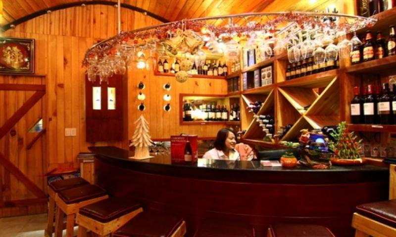 Hầm Rượu Vang Don De Rieu