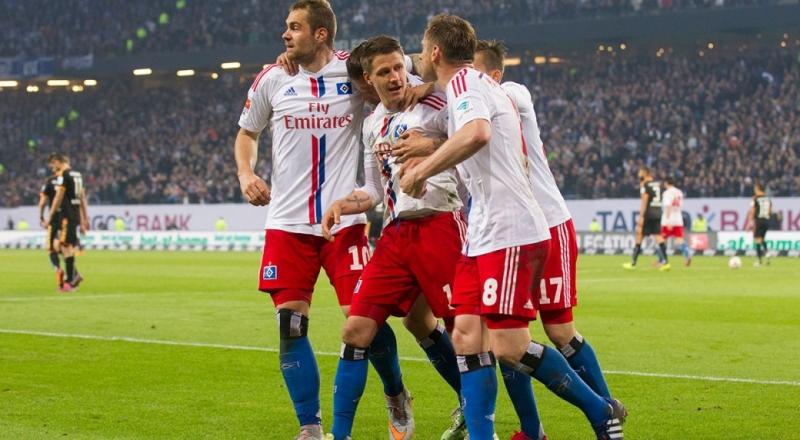 Hamburg SV chiến đấu tranh suất trụ hạng