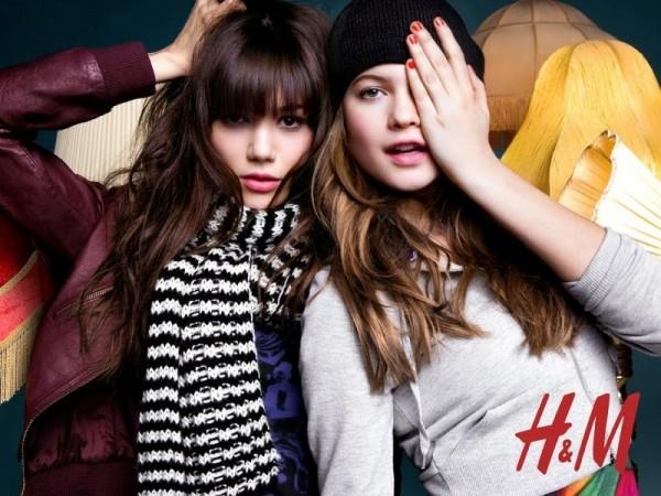 H&M - sự ưu tiên bậc nhất của người Đức