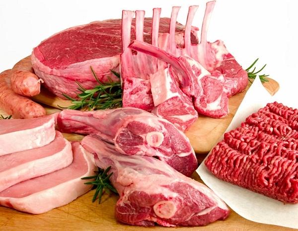 Hạn chế các loại thịt và gia cầm là việc rất cần thiết