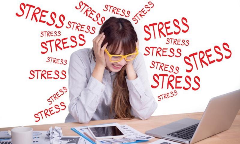 Stress là nguyên nhân gây bệnh về dạ dày