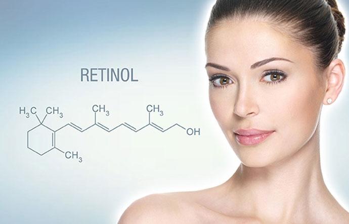 Hạn chế chất retinoids trước khi waxing